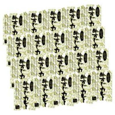 国産牛すじカレー KGS-100