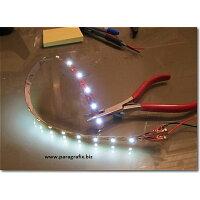 フレキシブル 電飾用 LEDユニット 60cm ブルー 再販 パラグラフィックス