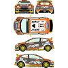1/24 レーシングデカール43 フォード フィエスタ RS WRC 2015モンテカルロラリーカーNo.21 レーシングデカール43