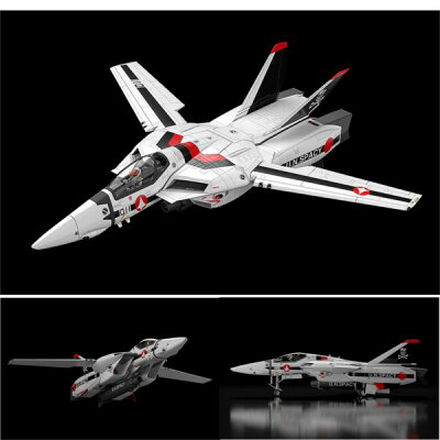 PLAMAX MF-45 minimum factory 超時空要塞マクロス 愛・おぼえていますか VF-1 ファイター バルキリー マックスファクトリー