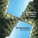 Joe Hisaishi Classics vol.4 「5th Dimension」,「ベートーヴェン 交響曲第5番/第7番」/CD/WRCT-2004