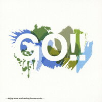 GO!! -レーベル・ベスト・ミックス of GOGO MUSIC- アルバム RBCS-2204