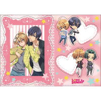 LOVE STAGE!! A4ステッカー キャラアニ