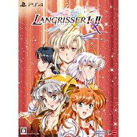 ラングリッサーI&II(限定版)/PS4/C18800050/B 12才以上対象