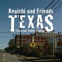 TEXAS featuring Tommy Katona/CD/BSMF-1020