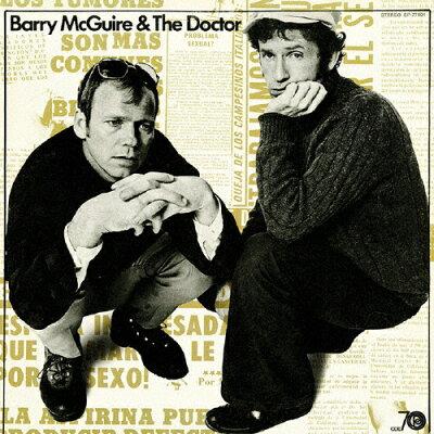 バリー・マクガイア・アンド・ザ・ドクター/CD/BSMF-7556