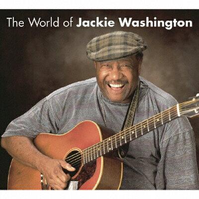 ザ・ワールド・オブ・ジャッキー・ワシントン(CD+DVD)/CD/BSMF-7600