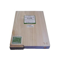 TOSARYU 土佐龍 四万十ひのき スタンド付き一枚板まな板 HS-3005 37×24×3cm