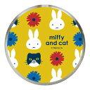 ミッフィー LEDライトバッジ miffy and cat イエロー