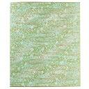 長井紙業 江戸長 友禅千代紙二つ折り色紙 グリーン DS0002