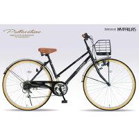 My pallas M-501 26インチ 6段ギア シティサイクル ブラック 2014年モデル