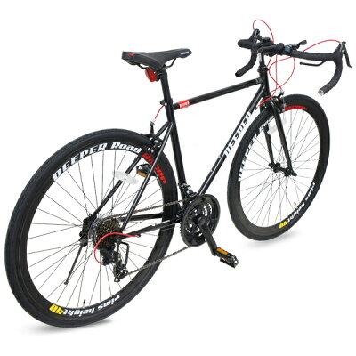 DEEPER ロードバイク DE-3048 700×28C