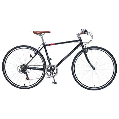 MyPallas/マイパラス M-604 クロスバイク 6SP ブラック 商品になります。