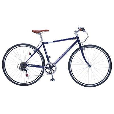 MyPallas/マイパラス M-604 クロスバイク 6SP ブルー 商品になります。