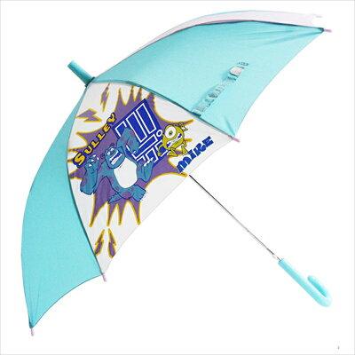 Disney/ディズニー キャラクターアンブレラ 長傘 窓付き傘 モンスターズインク