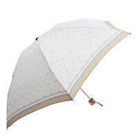 小川 One's Plus All Weather Parasol 折りたたみ傘 OG13M13 BE 晴雨兼用 ベージュ 54433