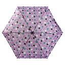 korko/コルコ 折りたたみ傘 スリム折りたたみ傘 レディース プルーン