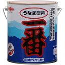 うなぎ塗料1番 ブルー 4kg