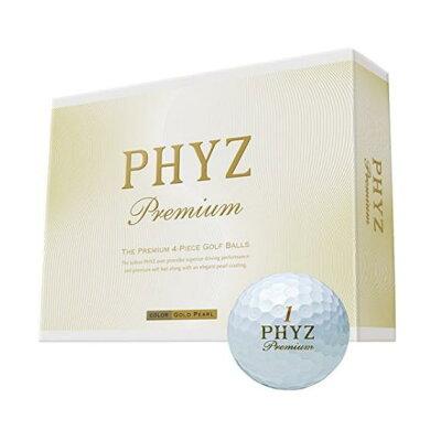 PHYZ Premium ゴールドパール 540円