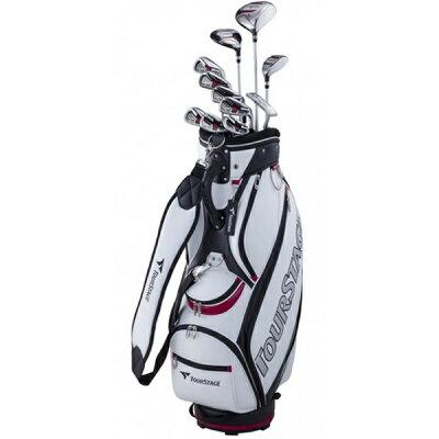 ブリヂストンゴルフ BRIDGESTONE GOLF TOURSTAGE V002 3点セット スチールシャフト 0105550016 0000