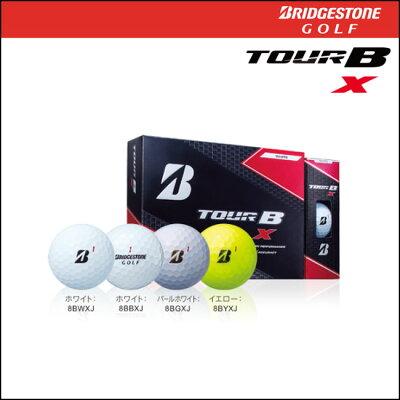 ブリヂストンゴルフ TOUR B X ゴルフボール