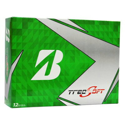 TREO SOFT 12P ブリヂストンゴルフ ゴルフボール Treo 12球 ホワイト BRIDGESTONE TREOSOFT12P