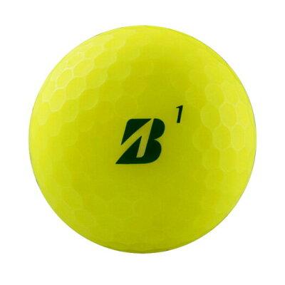 ブリヂストン ゴルフ TOUR B JGR マットイエロー ゴルフボール 12P 2019モデル