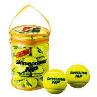 ブリヂストン テニスボール NP(エヌピー) 30球入