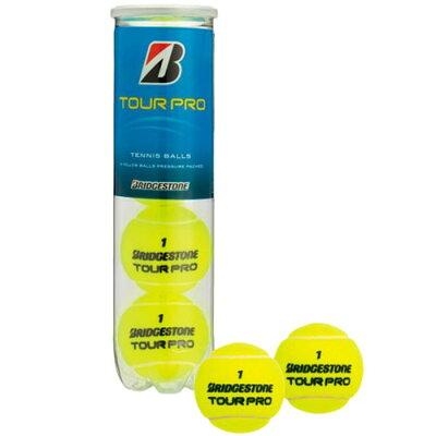 ブリヂストン BRIDGESTONE 硬式テニスボール ツアープロ4Pケース 15ペット入