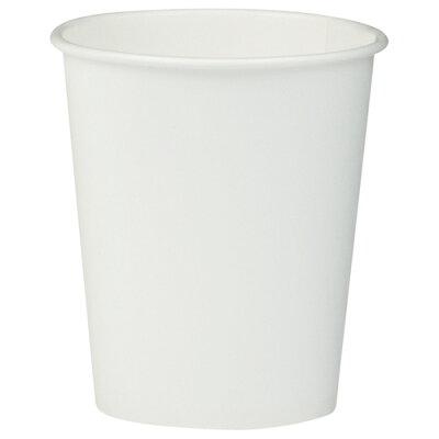 ホワイト紙カップ 5オンス3000個 N022J-5-P