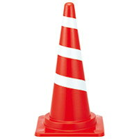 JTX 三角コーン 赤/白 25本 N163J-R/W-25 N163J-R/W-25
