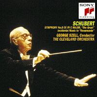シューベルト:交響曲第9番ハ長調「ザ・グレイト」&付随音楽「ロザムンデ」より/CD/SICC-20102