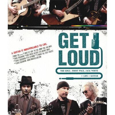 ゲット・ラウド ジ・エッジ、ジミー・ペイジ、ジャック・ホワイト×ライフ×ギター(完全生産限定盤)/Blu-ray Disc/SIXW-2