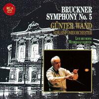 ブルックナー:交響曲第5番[1989年ライヴ]/ハイブリッドCD/SICC-10126