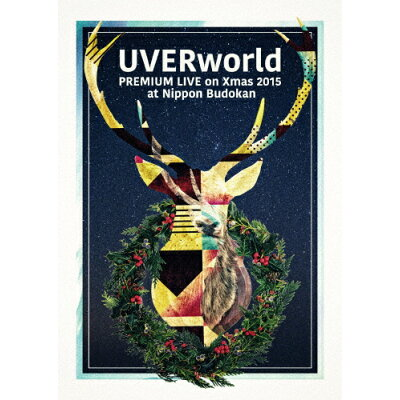 UVERworld PREMIUM LIVE on Xmas 2015 at Nippon Budokan(初回生産限定盤)/Blu-ray Disc/SRXL-109
