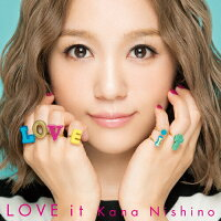 LOVE it/CD/SECL-2237