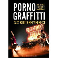 "15th ライヴサーキット""BUTTERFLY EFFECT""Live in KOBE KOKUSAI HALL 2018/Blu-ray Disc/SEXL-124"
