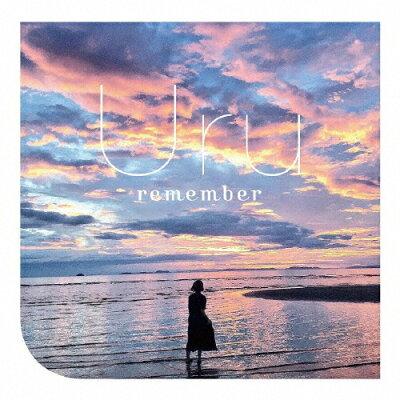 remember/CDシングル(12cm)/AICL-3562
