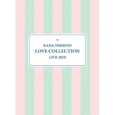 Kana Nishino Love Collection Live 2019(完全生産限定盤)/DVD/SEBL-266