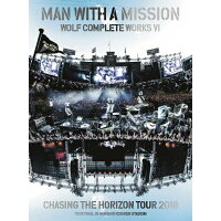 Wolf Complete Works VI ~Chasing the Horizon Tour 2018 Tour Final in Hanshin Koshien Stadium~(初回生産限定盤/DVD/SRBL-1840