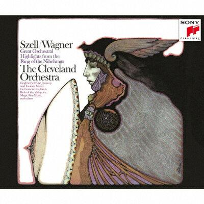 ワーグナー:管弦楽曲集/ハイブリッドCD/SICC-10276