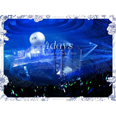 7th YEAR BIRTHDAY LIVE(完全生産限定盤)/Blu-ray Disc/SRXL-241
