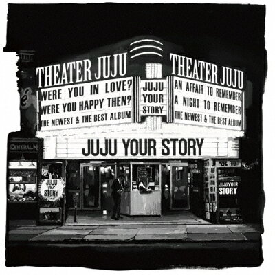 YOUR STORY(初回生産限定盤)/CD/AICL-3860
