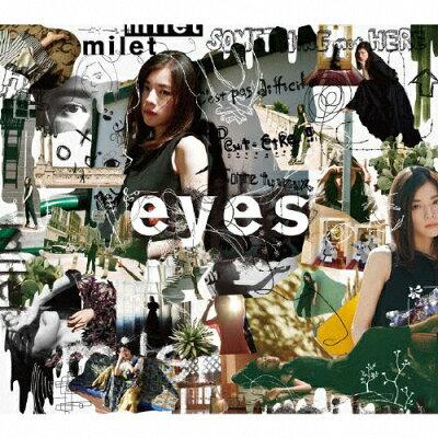 eyes(初回生産限定盤A)/CD/SECL-2570