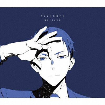 NAVIGATOR(期間限定盤)/CDシングル(12cm)/SECJ-8