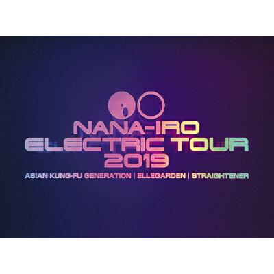 NANA-IRO ELECTRIC TOUR 2019(初回生産限定盤)/Blu-ray Disc/KSXL-304