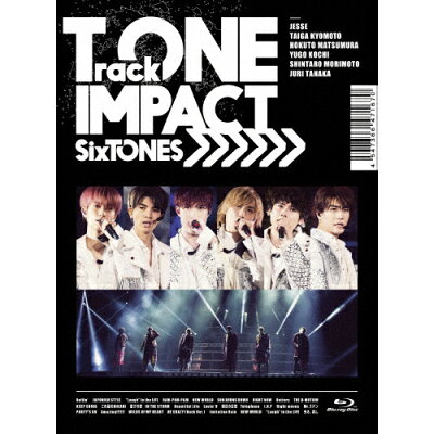 TrackONE -IMPACT-(初回盤)/Blu-ray Disc/SEXJ-1