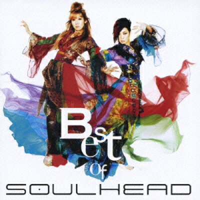 BEST OF SOULHEAD/CD/AICL-1801