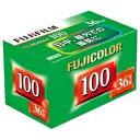 FUJI FILM FUJICOLOR100 カラーネガフイルム  135-36