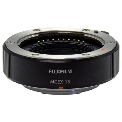 富士フイルム マクロエクステンションチューブ 16mm MCEX-16